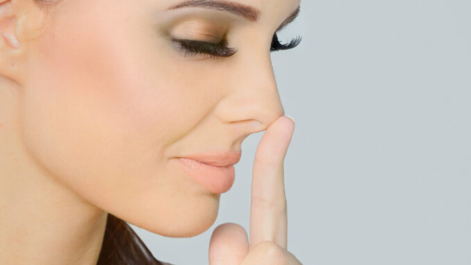 600 nose exercises to make it sharp