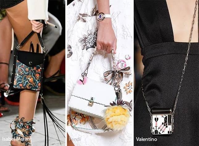 Minik Çanta Trendi