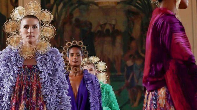 paris moda haftası