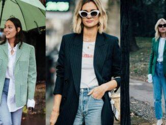 Kadın Blazer Ceket 2019 2020 Sonbahar Kış