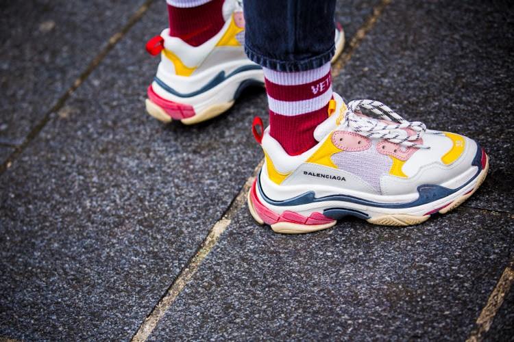 sneaker-modası