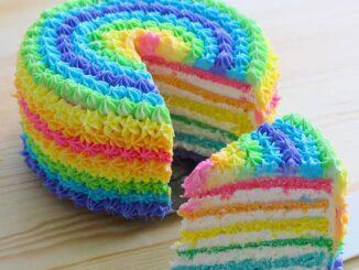 Rainbow Kek Tarifi