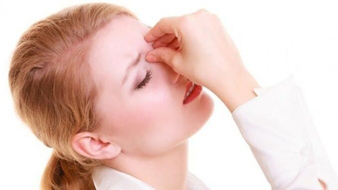 sinuzit tedavisi